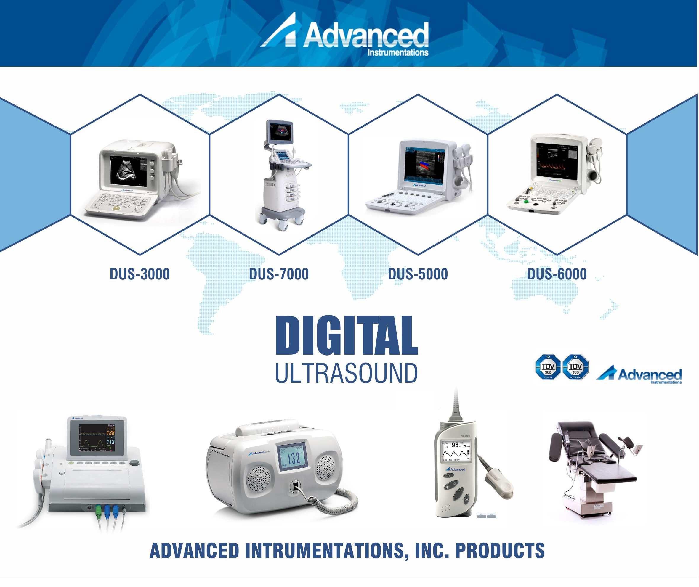 Advanced Instrumentations, Inc.-USA